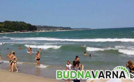 Без сериозни инциденти по плажовете
