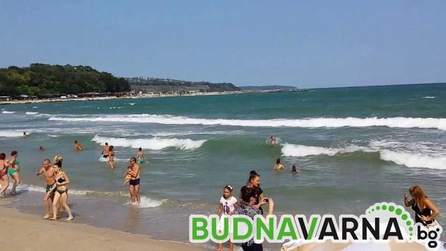 """Дават на концесия плажа """"Шкорпиловци-централен"""" край Варна"""