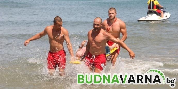 Спасители искат по 50 лв. глоба за тези, които не спазват правилата на плажа