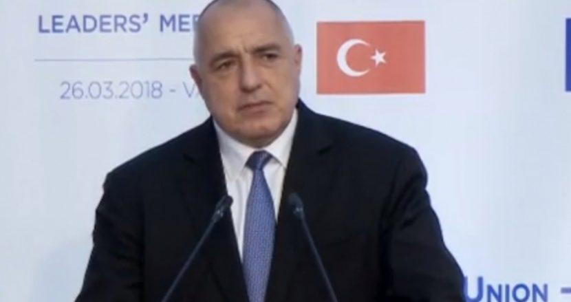 Борисов се извини на варненци (видео)