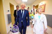 Министърът на здравеопазването посети УМБАЛ