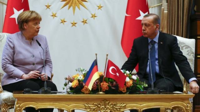 Меркел и Ердоган се чуха заради срещата във Варна