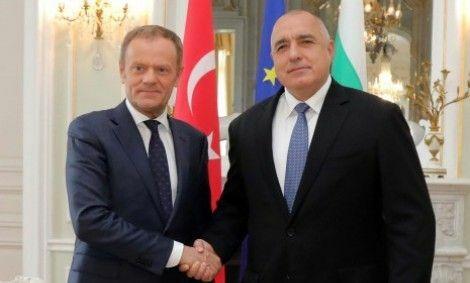 Борсов: За нас са важни добрите отношения с Турция