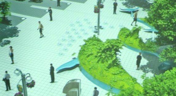 Дупката в центъра на Варна става площад с подземен паркинг