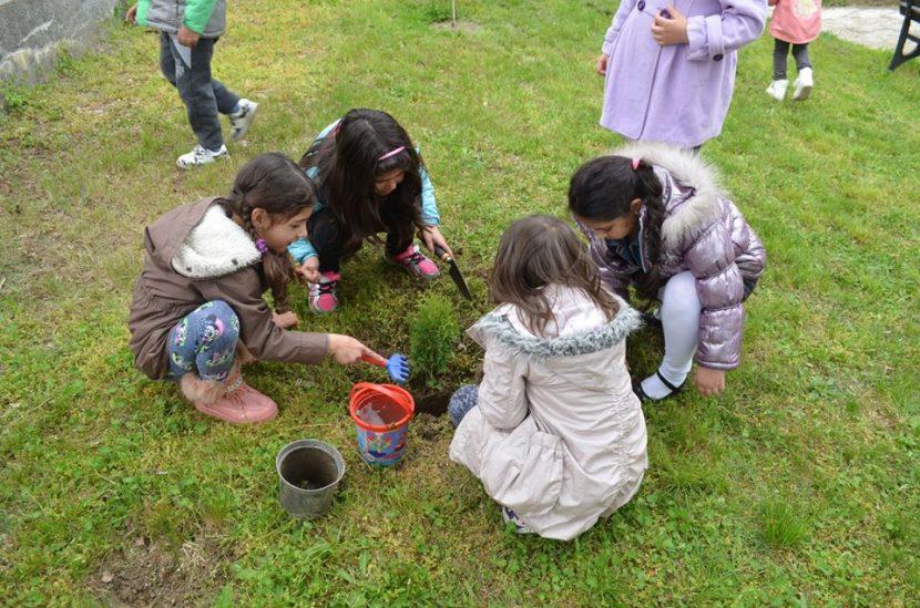 Девненски малчугани отбелязаха Световния ден на Земята