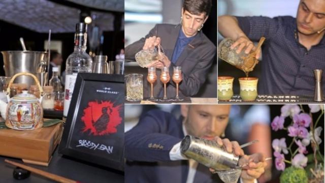 От Варна тръгва мода за ретро коктейли тази година