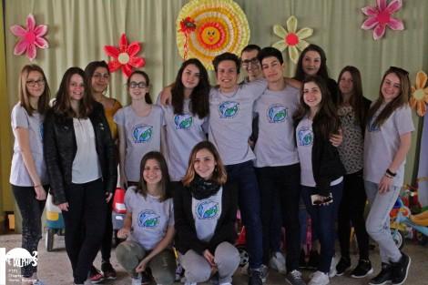 """""""Делфините"""" даряват микробус в помощ на децата с увреждания от Дневен център """"Св. Йоан Златоуст""""-Варна"""