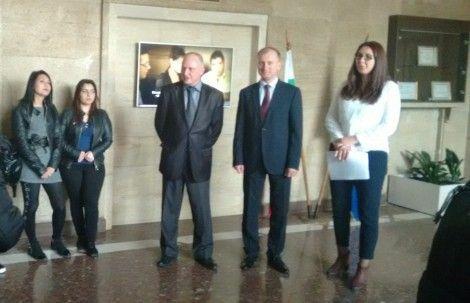 Студенти гостуваха в Съдебната палата в Деня на българската Конституция