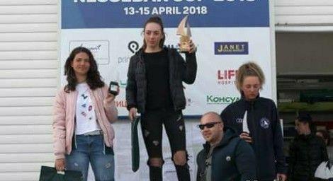Варненка е победител в международната регата Купа Несебър 2018