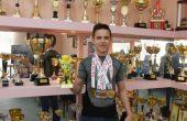 14-годишен гимнастик от Варна спечели пет медала от турнир в Берлин