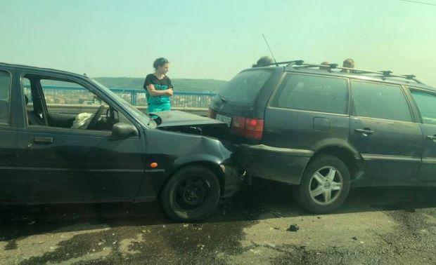 Читателка на Будна Варна: Верижна катастрофа на Аспарухов мост