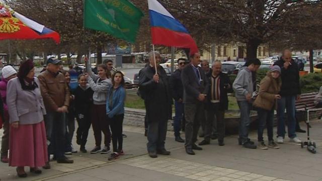 Варненци протестираха срещу ударите в Сирия
