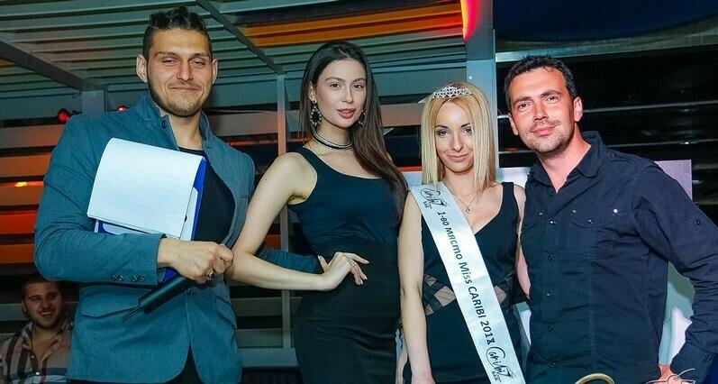 """Катерина Стоилова е новата Мис """"Кариби"""" 2018"""