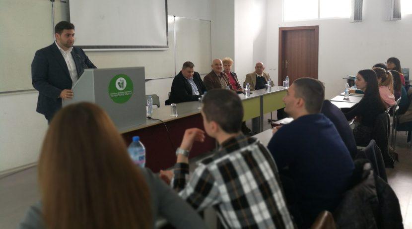Евродепутатът Андрей Новаков представи първата българска програма на ЕС във Варна
