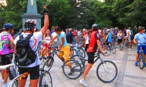"""Варна се включва днес в международната инициатива """"С велосипеди срещу зависимостите"""""""