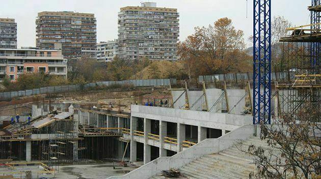 """Средства за грубия строеж на стадион """"Варна"""" има, не е ясно кога ще бъде завършен"""