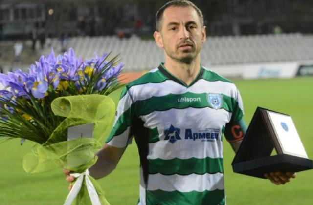 Шапки долу! Легендата Георги Илиев пренаписва историята в днешния мач срещу Черно море