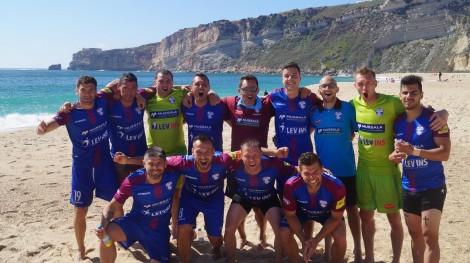 МФК Спартак загуби от румънския шампион на Varna Inetrnational Beach Soccer Cup