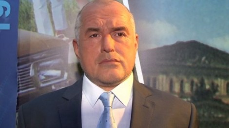 Восъчна фигура на Бойко Борисов се появи във Варна