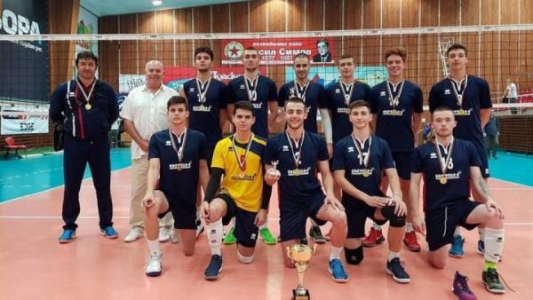 Браво! Черно море стана шампион по волейбол!
