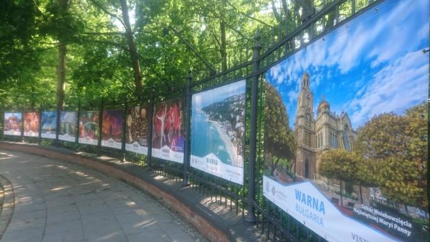 Рекламират Варна в кралски парк, интересът е огромен