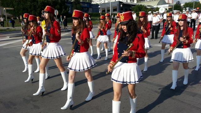 """Празничното шествие във """"Владиславово"""""""