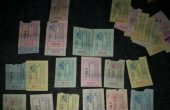 Колекционер от Варна събра 21 000 билети за градски транспорт