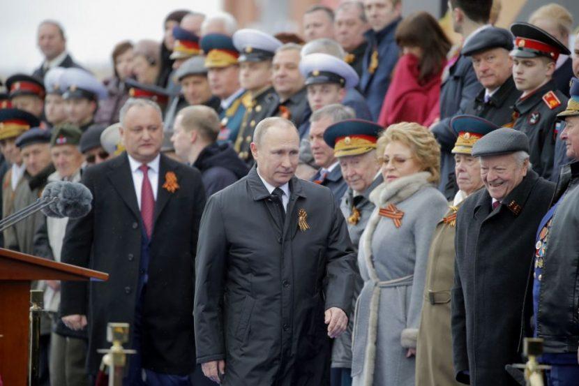 Русия отбелязва деня на победата с 13 хил. военни и най-новото си въоръжение