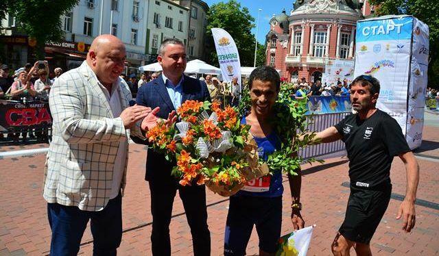 Ахмет Насеф от Италия и Рут Матебо от Кения спечелиха Маратон Варна 2018