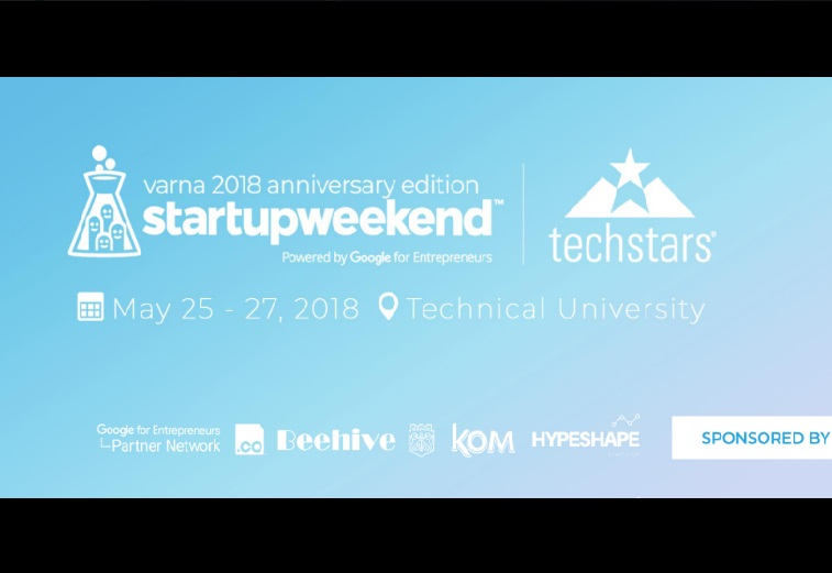 Над 100 предприемачи се събират на юбилейното издание на Startup Weekend Varna