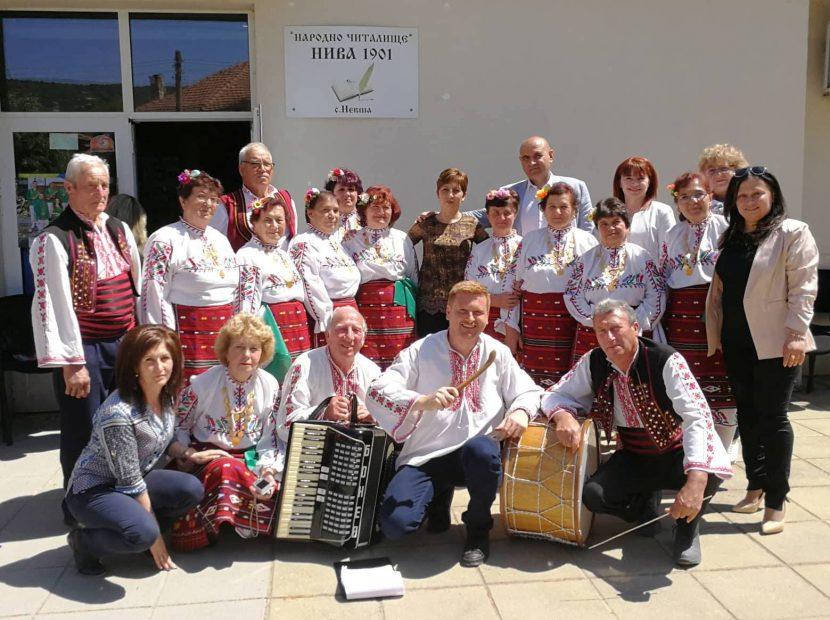 Нели Петрова поздрави жителите и гостите на Невша за празника на селото