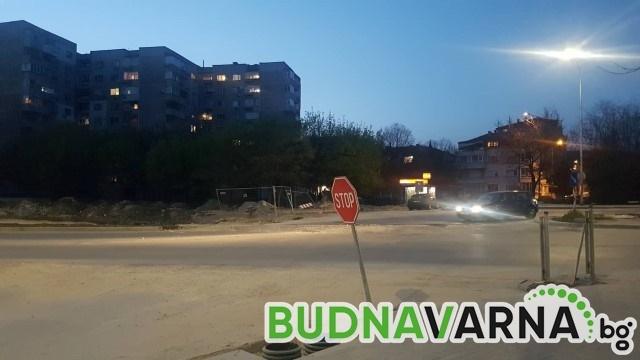 """Тестват мостовите съоръжения на новия бул. """"Левски"""""""