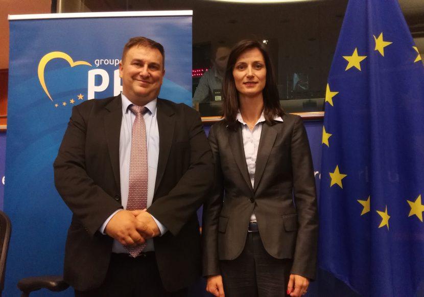 Граждански диалог с Мария Габриел и Емил Радев ще се проведе във Варна