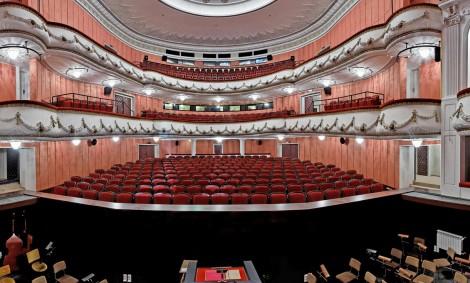 """Премиера на книгата """"Пристрастно. Театърът на Варна"""" от Виолета Тончева"""