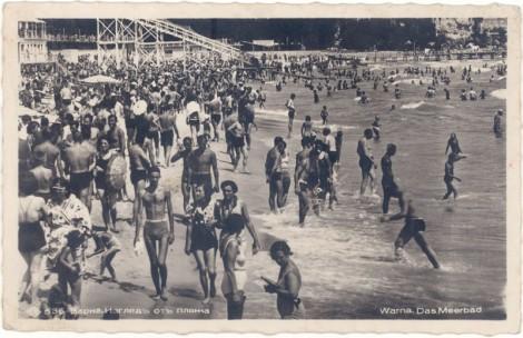 Още преди Освобождението варненци са използвали слънцето и морето
