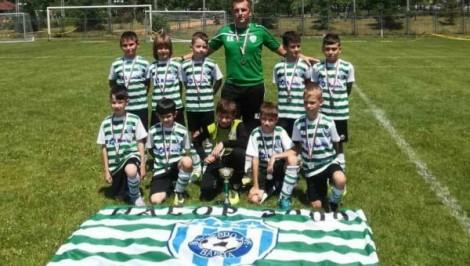 Децата на Черно море спечелиха сребърните медали на Републиканското по футбол
