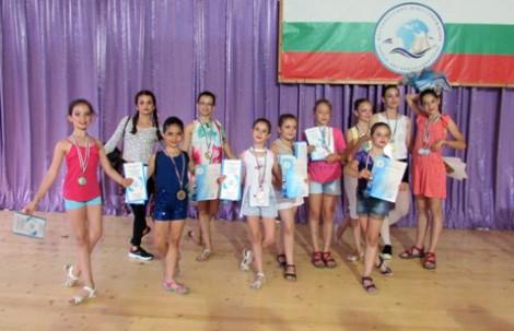 Деца от варненска балетна школа спечелиха 18 медала от международен конкурс