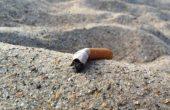Варненски експерт: 3 години отнема разграждането на цигарен фас, изхвърлен в пясъка