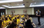 """83 доброволци се включиха в среща на тема """"Нови наркотици"""""""
