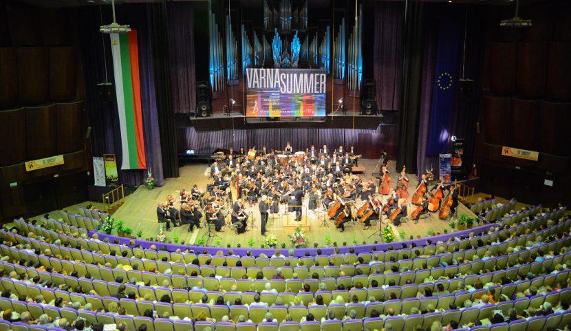 """Международният музикален фестивал """"Варненско лято"""" започва днес"""