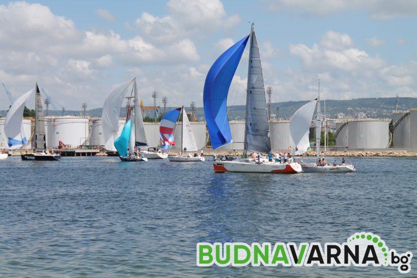 """Европейската купа по ветроходство клас """"Лазер"""" ще се проведе във Варна"""