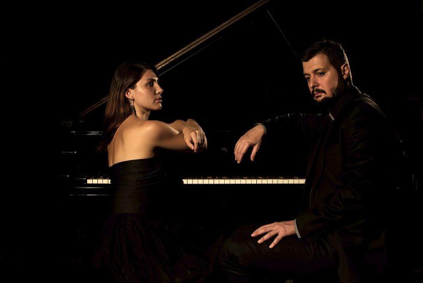 """Концерт на клавирно дуо Йорданова-Кюркчиев в рамките на """"Варненско лято"""""""