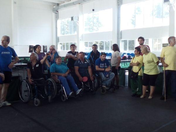 Параолимпийски турнир събира 100 състезатели във Варна