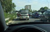 Цяла Варна е блокирана (снимки)