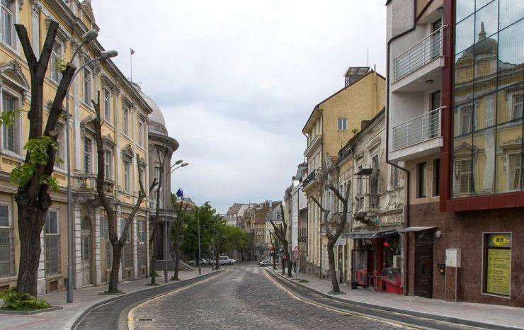Малко познатата история на една варненска улица
