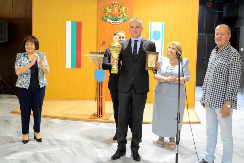 Варна спечели Купата на Международната учителска спартакиада