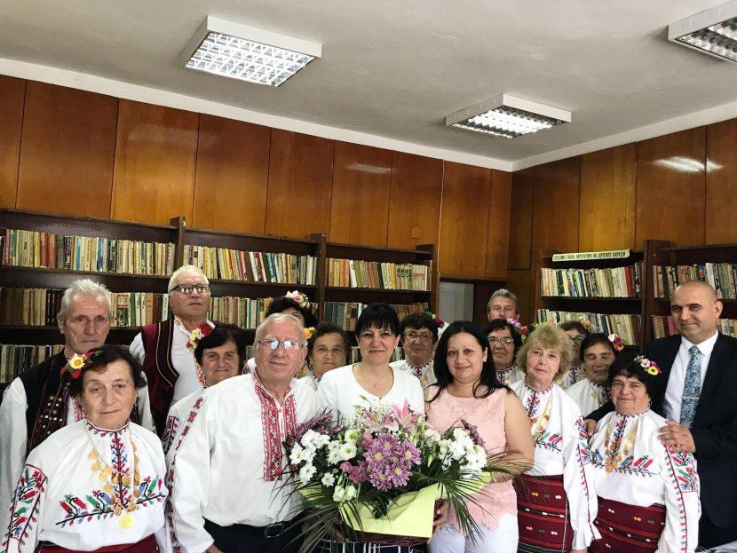 Народни представители се срещнаха със самодейци във ветринското село Невша