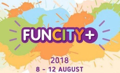Младежкият фестивал Funcity+ с богата програма през август