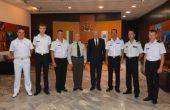Командири на учебни кораби от ВМС на Украйна впечатлени от Варна