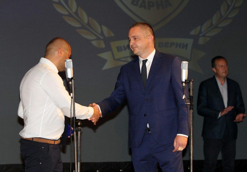 """Иван Портних уважи празника на """"Спартак"""""""